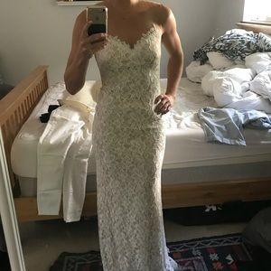 BHLDN Helios Wedding Dress
